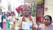 Delhi Assembly Election: દિલ્હીમાં મતદાન શરૂ, જાન સાથે મતદાન કરવા પહોંચ્યો વરરાજા