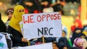 સંસદમાં પહેલીવાર ગૃહ મંત્રાલયનું એલાન, દેશમાં NRC પર હજી કોઈ ફેસલો નથી લેવાયો