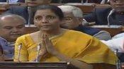 Budget 2020: નિર્મલા સીતારમણે જણાવ્યુ કયા ત્રણ સૂત્રો પર આધારિત છે બજેટ