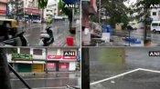 બેંગ્લોરમાં તેજ વરસાદથી લોકો પરેશાન, આજે આ રાજ્યોમાં પણ આંધી-તોફાનની આશંકા
