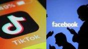TikTok અને FBને કોરોના વિશે અફવા ફેલાવતા મેસેજ હટાવવાનો સરકારનો આદેશ