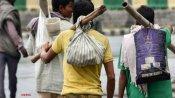 રાજ્ય સરકારને કેન્દ્રનો આદેશ- મજૂરોને ખોરાક, છત અને વિશેષ ટ્રેનની ટિકિટ આપો