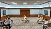 વિશાખાપટ્ટનમ ગેસ લીક: પીએમ મોદીએ ઉચ્ચ સ્તરીય બેઠકમાં પરિસ્થિતિ વિશે લીધી માહિતી