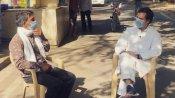 પ્રવાાસી મજુરો બાદ ઉબેર ડ્રાઇવરને મળ્યા રાહુલ ગાંધી, શેર કર્યો ફોટો