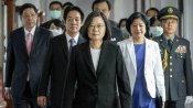તાઇવાનના રાષ્ટ્રપતિ વેનના બીજો કાર્યકાળ શરૂ, ચીને કહ્યું- આઝાદી ક્યારેય સ્વિકારાશે નહી