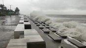 'નિસર્ગ' વાવાઝોડુઃ ગુજરાત-મહારાષ્ટ્રના તટીય વિસ્તારોમાં ભારે વરસાદ, અપાયુ રેડ એલર્ટ