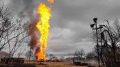 બગદાનમાં ઓઇલ ઇન્ડિયાનો ગેસ કૂવામાં ફરી વિસ્ફોટ, ત્રણ વિદેશી નિષ્ણાતો ઘાયલ