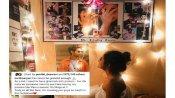 શાહરૂખ ખાનની તસવીર પોતાના રૂમમાં લગાવતા હતા કાર્તિક આર્યન, શેર કરી તસવીર