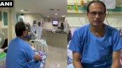 CM શીવરાજે હોસ્પિટલમાં સાંભળી પીએમ મોદીની મન કી બાત