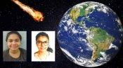 સુરતઃ 10માં ધોરણની બે છાત્રાઓએ એસ્ટેરૉઈડની કરી શોધ, નાસાએ કરી પુષ્ટિ