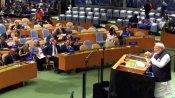 Live: UN જનરલ એસેમ્બલીને પીએમ મોદીનું સંબોધન