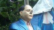 આંધ્રપ્રદેશમાં ડો.આંબેડકરની પ્રતિમાને તોડી, પોલીસે નોંધ્યો કેસ