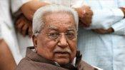 ગુજરાતના પૂર્વ મુખ્યમંત્રી કેશુભાઈ પટેલનુ 92 વર્ષની વયે નિધન