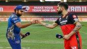 IPL 2020: RCB અને MIનો મુકાબલો, સંભાવિત પ્લેઈંગ ઈલેવન અને હેડ ટૂ હેડ રેકોર્ડ