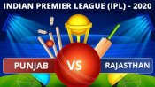 IPL 2020 KXIP vs RR: શતક ચુક્યો ગેલ, પંજાબે રાજસ્થાનને આપ્યું 186 રનનું લક્ષ્ય