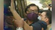 14 દિવસની ન્યાયિક કસ્ટડીમાં મોકલવામાં આવ્યા અર્નબ ગોસ્વામી