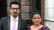 Drugs Case: કૉમેડિયન ભારતી સિંહ અને હર્ષ લિંબાચિયાની જામીન અરજી પર આજે સુનાવણી
