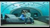 હનીમૂન પર કાજલ અગ્રવાલનુ બ્લુ પાણીમાં પતિ સાથે બોલ્ડ ફોટોશૂટ