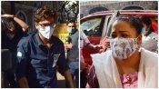ડ્રગ્સ કેસઃ કોર્ટે ભારતી- હર્ષને 14 દિવસ સુધી ન્યાયિક કસ્ટડીમાં મોકલ્યા