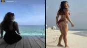 દિશા પટાનીના વાયરલ Bikini Pics, ટાઈગર શ્રોફ સાથે કરી રહી છે પ્રાઈવેટ હૉલીડે?