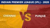IPL 2020 CSK vs KXIP: દીપક હુડાની ફીફ્ટી, પંજાબે ચેન્નાઇને આપ્યું 154 રનનું લક્ષ્ય