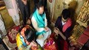 ગુજરાતમાં લૉકડાઉનની અફવાઓને અંબાજી પહોંચેલા CM રૂપાણીએ આપ્યો રદિયો