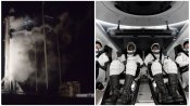 NASA: ચાર અંતરિક્ષ યાત્રીઓને લઈ ઈન્ટરનેશનલ સ્પેસ સ્ટેશન માટે રવાના થયું SpaceX, જુઓ વીડિયો
