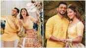 ગૌહર ખાન-ઝૈદ દરબારની લગ્નની રસમો શરૂ, જોરદાર નાચ્યા કપલ, જુઓ ફોટા-વીડિયો