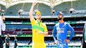 IND vs AUS T20: ઓસ્ટ્રેલીયાએ ટોસ જીતી ભારતને પ્રથમ બેટીંગ માટે આપ્યું આમંત્રણ