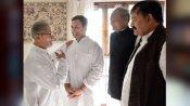 કોંગ્રેસ નેતા માધવસિંહ સોલંકીની સમગ્ર રાજકીય સફર વિશે જાણો