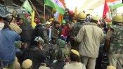 Tractor rally: રેલીમાં હિંસા બાદ દિલ્હી- એનસીઆરના ઘણા એરીયામાં ઇન્ટરનેટ સેવા બંધ