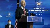 US Presidential Inauguration 2021: અમેરિકાના 46મા પ્રેસિડેન્ટ બન્યા Joe Biden