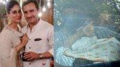 સામે આવ્યો સૈફ અને કરીનાના છોટે નવાબનો પહેલો ફોટો, નેનીના ખોળામાં હોસ્પિટલથી પહોંચ્યા ઘરે