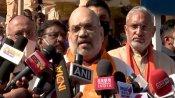 Gujarat Local Body Election: મતદાન બાદ બોલ્યા અમિત શાહ- ભાજપ ફરીથી ગઢના રૂપમાં સ્થાપિત થશે