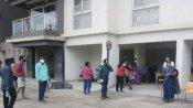 બેંગલોરમાં એક જ એપાર્ટમેન્ટમાં મળ્યા 10 કોરોનાના દર્દી, સીલ કરાયુ પરીસર