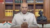 રામનાથ કોવિંદ આજે વિશ્વના સૌથી મોટા સ્ટેડીયમનું કરશે ઉદ્ધાટન, પહોંચ્યા મોટેરા