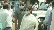 મમતા બેનરજીએ મંત્રી ઝાકિર હુસૈન પર થયેલ હુમલાને ગણાવ્યુ કાવતરૂ, રેલ્વે પર પણ ઉઠાવ્યા સવાલ
