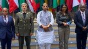 IOR રક્ષામંત્રીયોના સંમેલનમાં બોલ્યા રાજનાથ સિંહ, કહ્યું- મિત્ર દેશોને હથિયાર સપ્લાય કરવા માટે તૈયાર છે ભારત