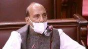 રાજ્યસભામાં બોલ્યા રાજનાથ સિંહ, કહ્યું - ભારતીય સેનાએ પાકિસ્તાનની હરકતોને સીમા સુધી સિમિત કરી