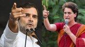 Unnao Case: રાહુલ-પ્રિયંકા ગાંધીએ યોગી સરકાર પર કર્યો હુમલો, લગાવ્યા આરોપ