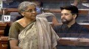 PM મોદીના અનુભવો પર આધારિત હતુ આ વખતનુ બજેટઃ નાણામંત્રી નિર્મલા સીતારમણ