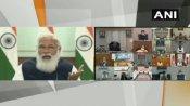 પીએમ મોદીએ નીતિ આયોગની બેઠકમાં કહ્યુ - બજેટે બતાવી દીધુ કે 'મૂડ ઑફ ધ નેશન' શું છે
