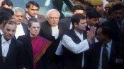 Nationa Herald Case: દિલ્લી હાઈકોર્ટે જારી કરી સોનિયા ગાંધી અને રાહુલ ગાંધીને નોટિસ