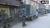 શ્રીનગરના લાહપોરમાં સીઆરપીએફની ટુકડી પર આતંકવાદી હુમલો, 2 જવાન શહિદ