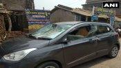 પશ્ચિમ બંગાળ: બીજેપી નેતા શુભેન્દુ અધિકારીના ભઇના કાફલા પર હુમલો, ગાડીમાં કરાઇ તોડફોડ