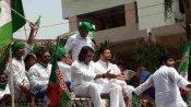 RJD Vidhansabha March: રોડ પર આરજેડીનો હંગામો, તેજસ્વી યાદવ ગિરફ્તાર: તેજ પ્રતાપ