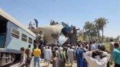 મિસ્રના સોહાગમાં બે ટ્રેન વચ્ચે ભીષણ અકસ્માત, 32 લોકોનાં મોત, 60થી વધુ ઘાયલ
