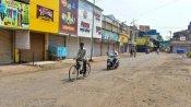 છત્તિસગઢ: દુર્ગમાં અઠવાડીયા માટે સંપુર્ણ લોકડાઉન, છેલ્લા 24 કલાકમાં મળ્યા 4617 નવા મામલા