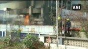 મહારાષ્ટ્ર: પાલઘરના MIDC કોમ્પલેક્ષમાં લાગી આગ, 30 કર્મચારીઓને સુરક્ષિત બહાર કઢાયા