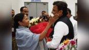 West Bengal: રુઝાનોમાં TMCએ 200 આંકડો પાર કરતા અખિલેશ યાદવ બોલ્યા - દીદી જીઓ દીદી